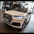 Audi Q7 elektromos kisautó 2.4 eredeti Audi licenc