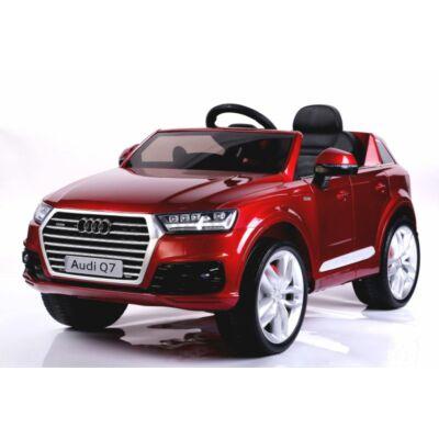 Audi Q7 S-Line elektromos kisautó 2.4 eredeti Audi licenc