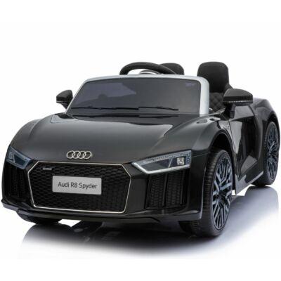 Audi R8 Spyder mini elektromos kisautó 2.4 eredeti Audi licenc