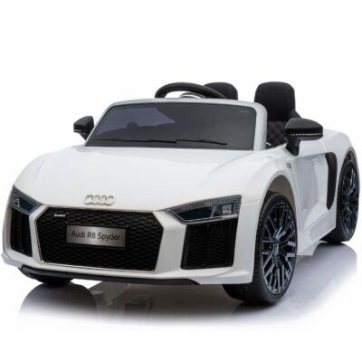Audi R8 Spyder elektromos kisautó 2.4 eredeti Audi licenc