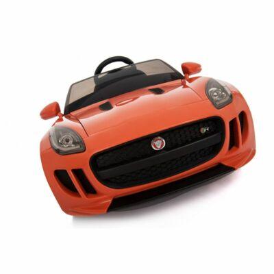 Jaguár F Type elektromos kisautó eredeti Jaguar licenc