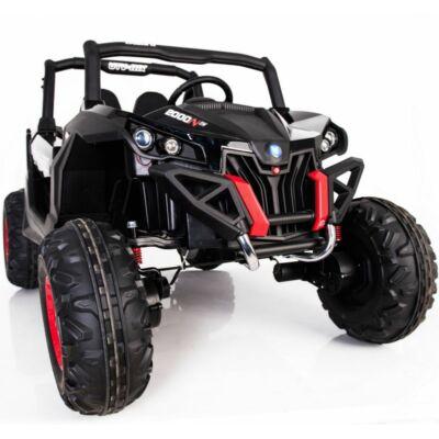 Maverick homokfutó 4x4 elektromos 2 személyes buggy kisautó 2.4 GHZ LCD