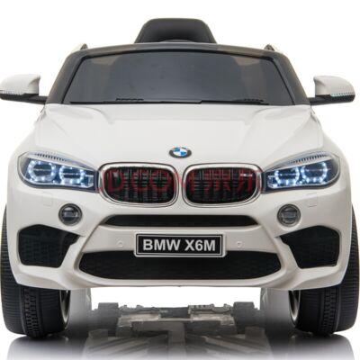 BMW X6 M elektromos kisautó 2.4 eredeti BMW licenc