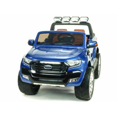 Ford Ranger Wildtrak 4x4 LCD elektromos 2 személyes kisautó 2.4 GHZ eredeti Ford licenc