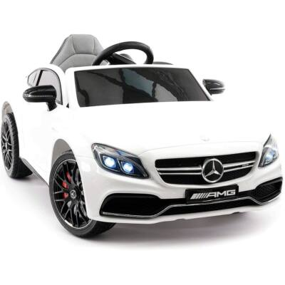 Mercedes Benz AMG C63 elektromos kisautó 2.4 eredeti Mercedes licenc