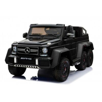 Mercedes Benz AMG G63 6x6 elektromos kisautó 2.4 eredeti Mercedes licenc