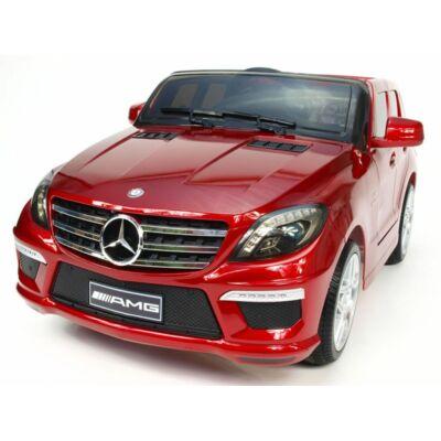 Mercedes Benz AMG ML63 elektromos kisautó eredeti Mercedes licenc