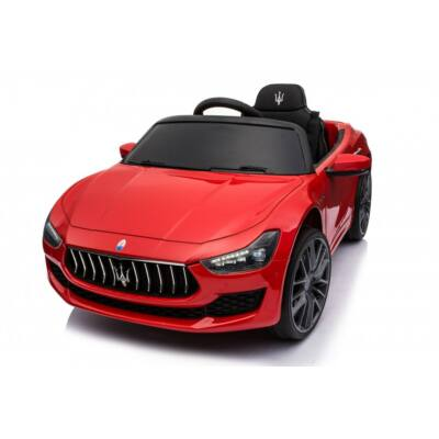 Maserati Ghibli elektromos kisautó 2.4 eredeti Maserati licenc