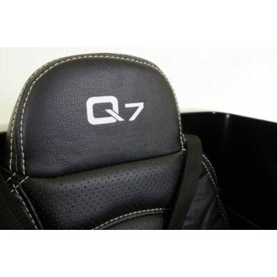Audi Q7 varrott bőr ülés huzat