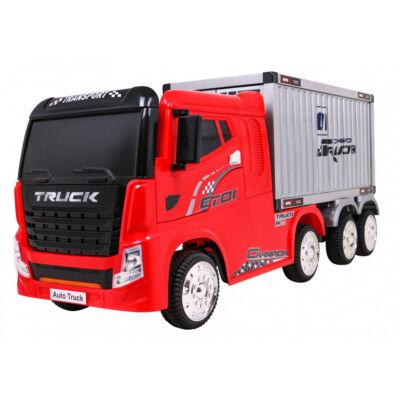 Konténerszállító kamion 4x4 elektromos kisautó 2.4