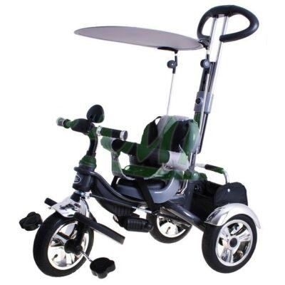 SPORT szülőkaros tricikli 2in1