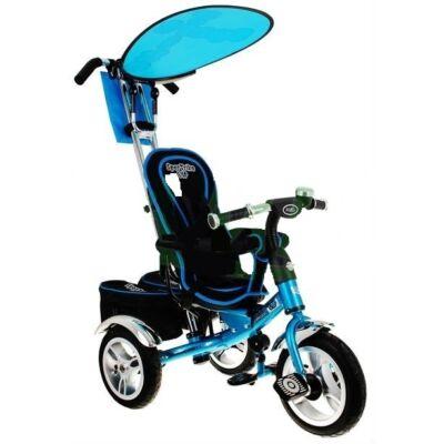 VIP szülőkaros tricikli 2in1
