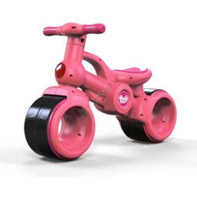 TCV pedál nélküli motor-bicikli