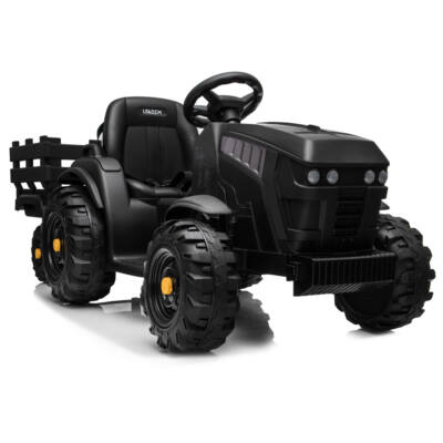 TITANIUM elektromos traktor utánfutóval