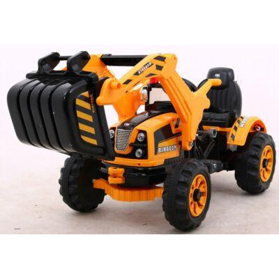 ZETOR Bulldozer elektromos traktor