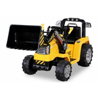 Greenfield elektromos traktor